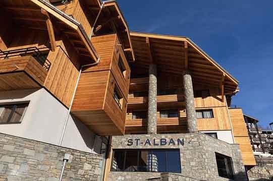 hôtel saint alban et spa